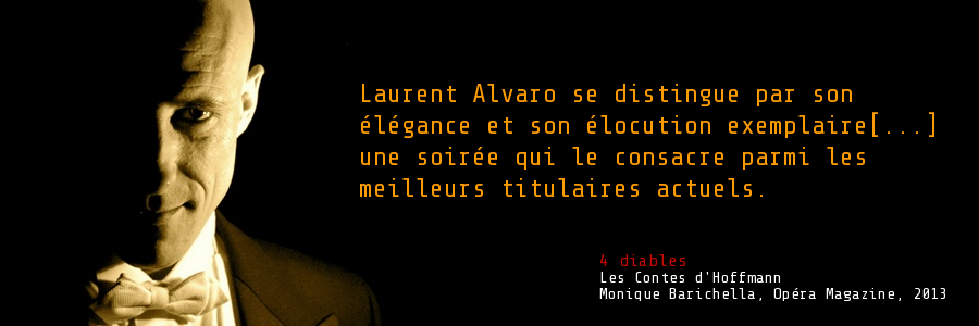Laurent Alvaro - Official website